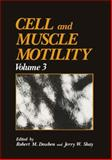 Cell and Muscle Motility, , 1461592984