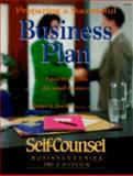 Preparing a Successful Business Plan : A Practical Guide for Small Business, Touchie, Rodger, 0889082987
