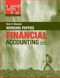 Working Papers to Accompany Financial Accounting 9781118102985