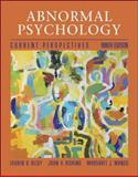 Abnormal Psychology : Current Perspectives, Alloy, Lauren B. and Riskind, John H., 007242298X