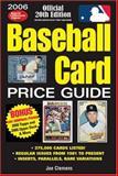Baseball Card Price Guide, Joe Clemens, 0896892980