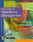 Operations Management : And Additional Problems and Exercises Package, Heizer, Jay and Render, Barry, 0130782998