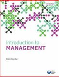Introduction to Management, Combe, Colin, 0199642990