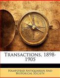 Transactions, 1898-1905, , 1143552997