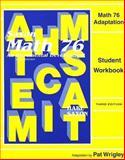 Math 76 Adaptation, Stephen Hake and John Saxon, 1565772997