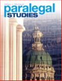 Paralegal Studies, Michaud, Hillary J., 013299299X