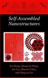 Self-Assembled Nanostructures, Zhang, Jin and Wang, Zhong Lin, 0306472996