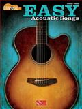 Easy Acoustic Songs - Strum and Sing Guitar, Hal Leonard Corp., 148038299X