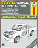 Toyota Tacoma, 4-Runner, T100 : '93 Thru '98/'96 Thru '98/'96 Thru '98, Maddox, Robert, 1563922991