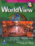 WorldView 4 with Self-Study Audio CD and CD-ROM, Rost, Michael, 0132432994