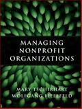 Managing Nonprofit Organizations, Tschirhart, Mary and Bielefeld, Wolfgang, 0470402997