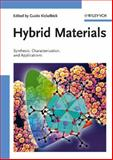 Hybrid Materials : Synthesis, Characterization, and Applications, , 3527312994