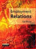 Mr. Ed Rose' Industrial Relations, Rose, Ed, 0201342995