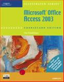 Microsoft Office Access 2003, Illustrated Complete, CourseCard Edition, Friedrichsen, Lisa, 1418842990