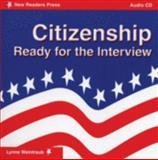 Citizenship Audio CD, Lynne Weintraub, 1564202992