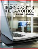 Technology in the Law Office, Goldman, Thomas F., 0132722992