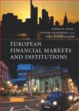 European Financial Markets and Institutions, de de Haan, Jakob and Oosterloo, Sander, 0521882990