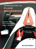 Introduction to Fluid Mechanics, Fox, Robert W. and McDonald, Alan T., 0471742996
