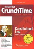 Constitutional Law, Emanuel, Steven L., 0735563004
