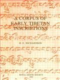 Corpus of Early Tibetan Inscriptions, Richardson, H.E., 0947593004