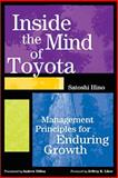 Inside the Mind of Toyota : Management Principles for Enduring Growth, Hino, Satoshi, 1563273004