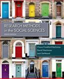 Research Methods for the Social Sciences, Frankfort-Nachmias, Chava and Nachmias, David, 1429233001
