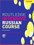 Routledge Intensive Russian Course, Robin Aizlewood, 0415223008