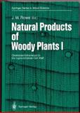 Natural Products of Woody Plants, , 0387503005