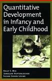 Quantitative Development in Infancy and Early Childhood 9780195123005