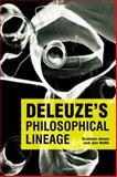Deleuze's Philosophical Lineage, Jones, Nick and Jones, Graham, 0748633006