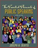 The Essential Elements of Public Speaking 9780205543007