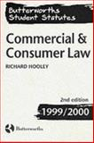 Commercial and Consumer Law, Hooley, Richard, 0406983003