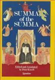 A Summa of the Summa, Thomas Aquinas, 089870300X