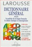 Larousse Dictionnaire General, Larousse Staff, 203320300X