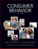 Consumer Behavior, Schiffman, Leon and Kanuk, Leslie, 0135053013