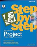 Microsoft Project Version 2002 Step by Step, Chatfield, Carl and Johnson, Timothy, 073561301X