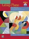 Alfred's Group Piano for Adults Student Book, E. L. Lancaster and Kenon D. Renfrow, 0739053019