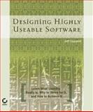Designing Highly Useable Software, Jeff Cogswell, 0782143016