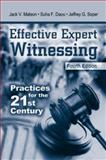 Effective Expert Witnessing, Matson, Jack V., 0849313015