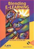 Blending E-Learning, Karen Mantyla, 1562863010
