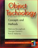 Object Technology : Concepts and Methods, Bouzeghoub, Mokrane and Valduriez, Patrick, 1850323011
