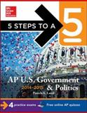 5 Steps to a 5 AP US Government and Politics, 2014-2015 Edition, Lamb, Pamela, 0071803017