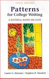 Patterns for College Writing 10e and Easy Writer 3e, Kirszner, Laurie G. and Mandell, Stephen R., 0312463014