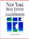 New York Real Estate for Salespersons, Palmer, Ralph A. and Spada, Marcia D., 0137773013
