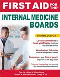 First Aid for the Internal Medicine Boards, Le, Tao and Baudendistel, Tom, 0071713018