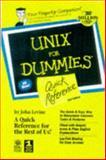 QR/UNIX for Dummies, Young, Margaret Levine, 0764503014