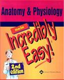 Anatomy and Physiology, Springhouse Publishing Company Staff, 1582553017