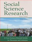 Social Science Research, , 1936523019