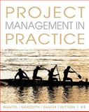 Project Management in Practice, Mantel, Samuel J. and Meredith, Jack R., 0470533013