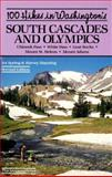 One Hundred Hikes in Washington's South Cascades and Olympics, Ira Spring and Harvey Manning, 0898863015